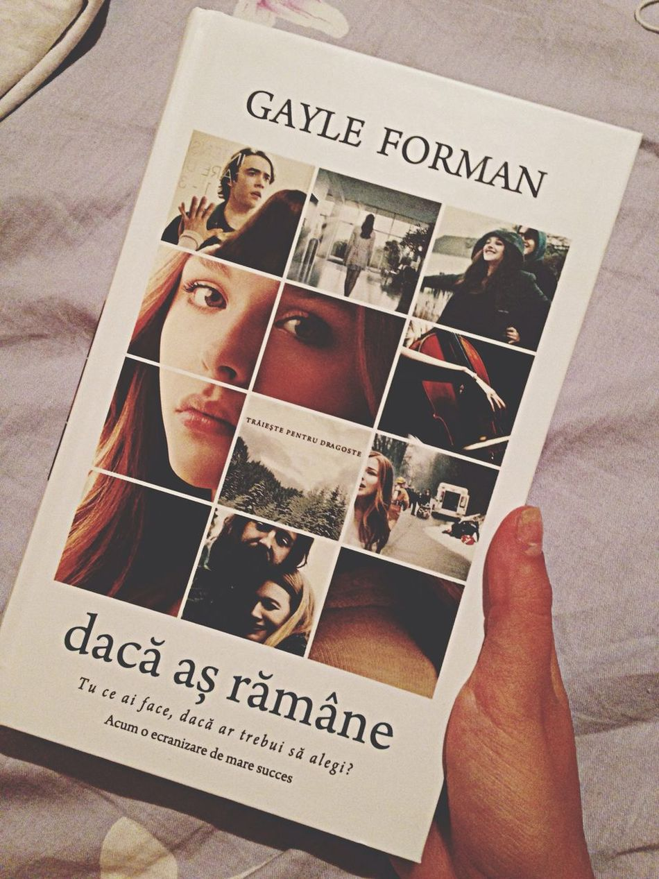 Perfect Book İf I Stay Gayle Forman Love