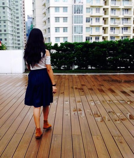 #act156 #color #distance #fashion #Irreg2.0 #NUARTAPP #portrait Standing