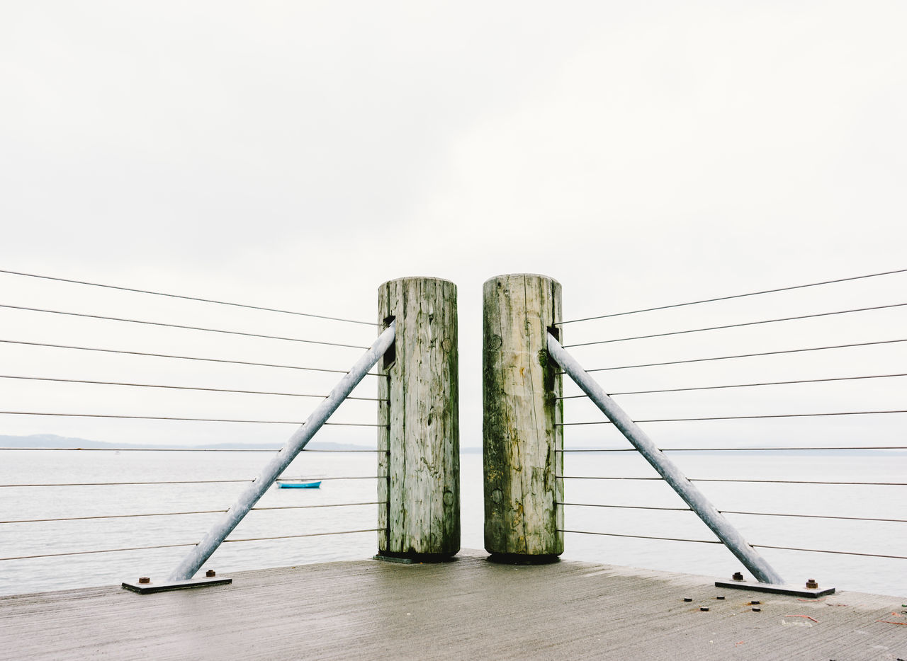 There's a gap. Water Outdoors PNWonderland SONY A7ii EyeEm Masterclass PNW WanderlustNo People EyeEm Best Shots Boat Alki Beach Abstract Full Frame Cloudy Walking Around Sonyimages Minimalist Architecture