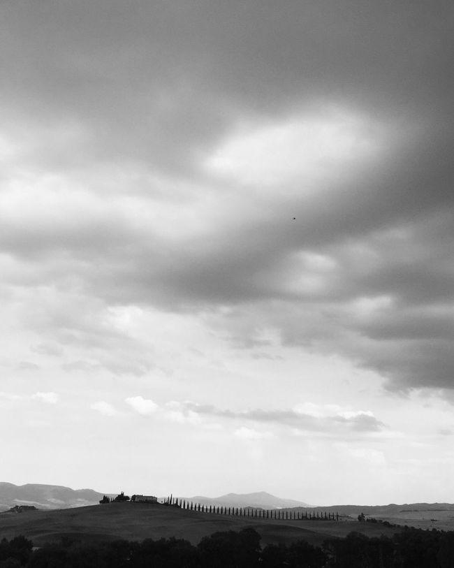 Before the storm Tuscany Shootermag Streetphotography EyeEm Best Shots Blackandwhite Monochrome EyeEm Best Shots - Black + White Bw_collection Silhouette