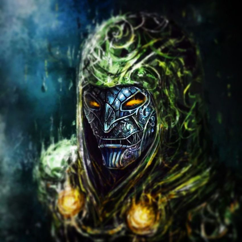 Victor Von Doom in my opinion is the smartest man in the marvel universe Drdoom