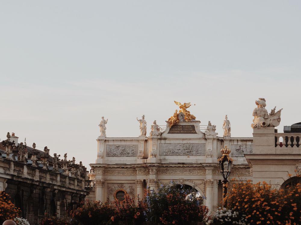 Place Stanislas, Nancy Unesco Nancy Place Place Stanislas Magnifique Beautiful XVIII Awesome