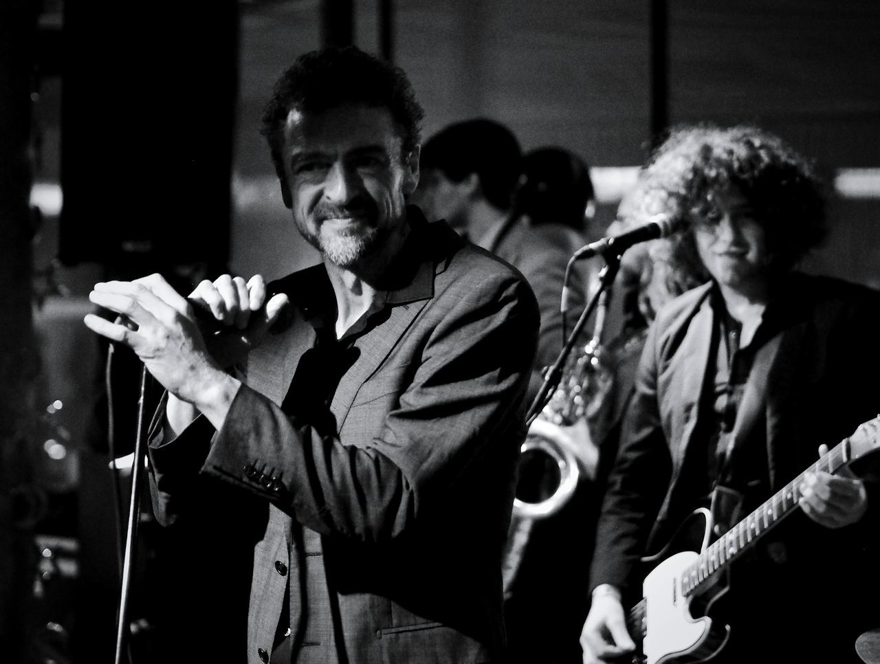 Music Performance Only Men Jazz Music Musician Music Is My Life Music Brings Us Together Music Photography  Rock N Roll Black & White Photography