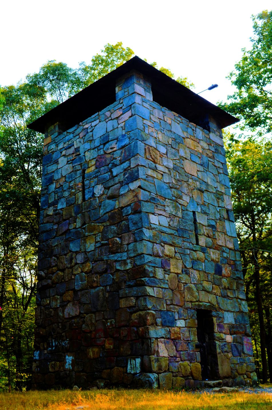 The Patchwork Watch Tower. Forests Nikon D3200 Photooftheday Photography Hiking Nature Adventure Check This Out The Blue Hills Nikon Taking Photos