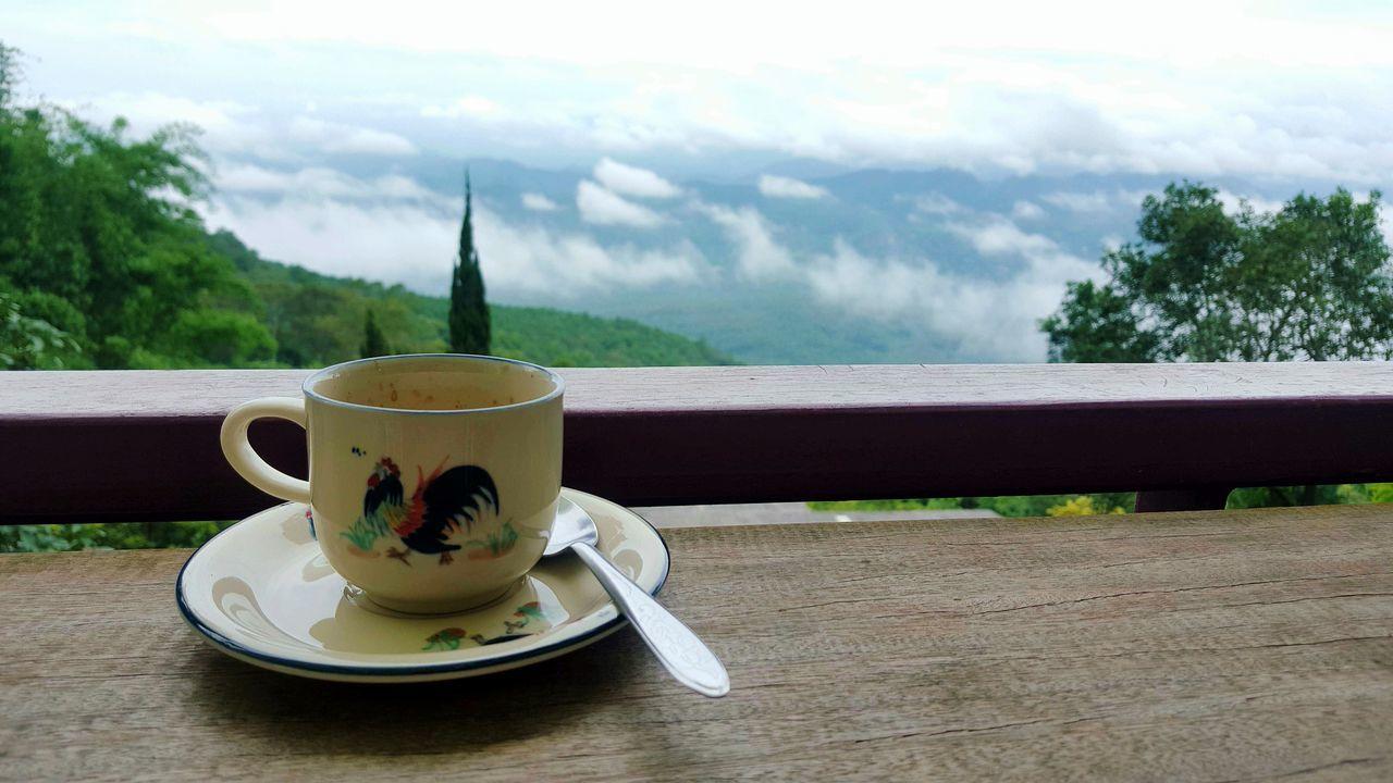 Coffee on Heaven