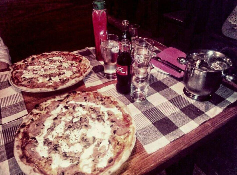 Pizza Time🍕 Coca Cola ✌ Having Lunch With My Sister Having Fun :) Split Croatia ❤