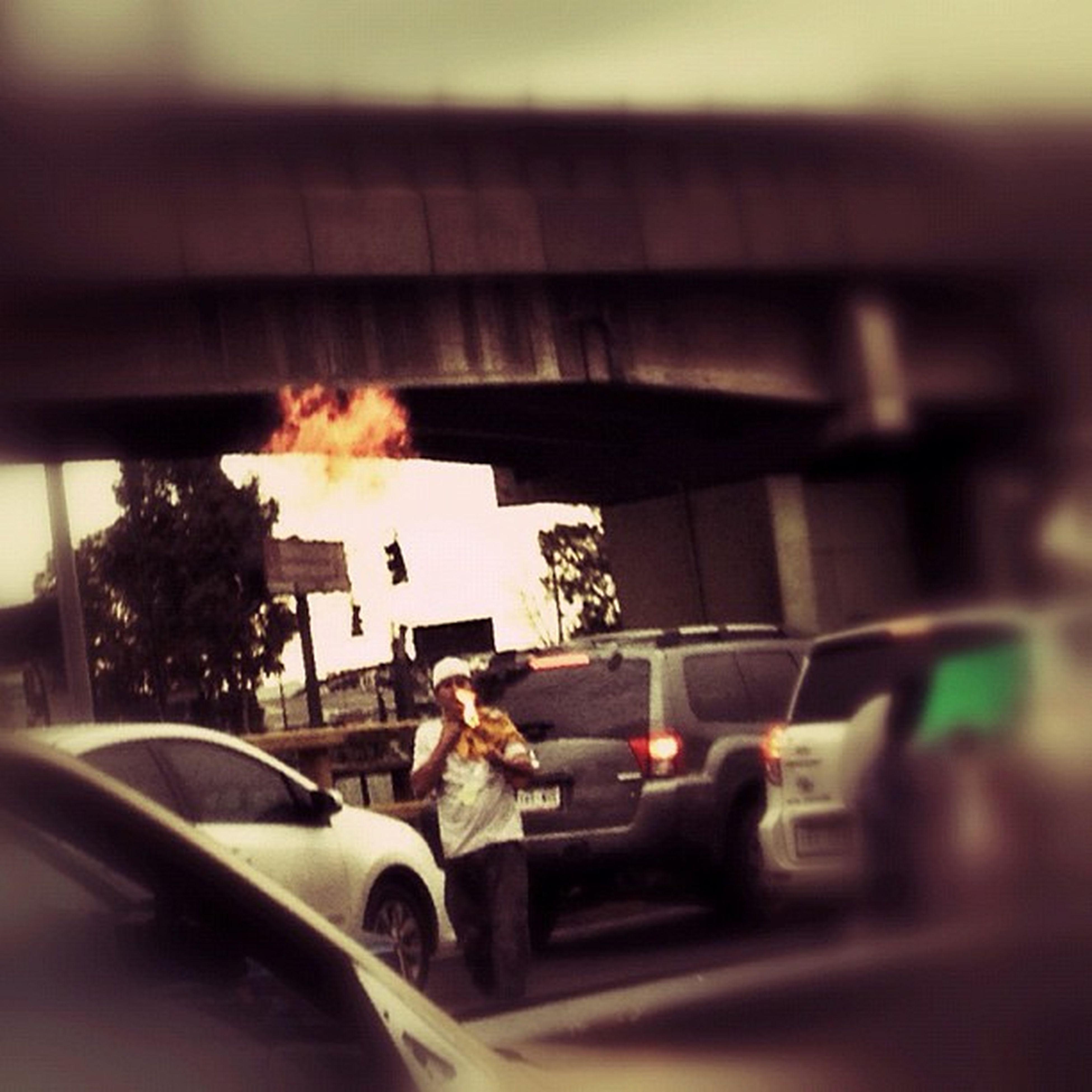 Tragafuego Fireman Urban Mexicocity  df traffic iphoneonly instahub iphone4s instagood instamood iphonesia picoftheday photooftheday fotodeldia mextagram mexico lalojm1 2012