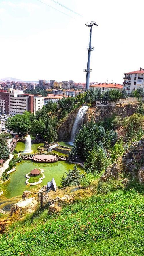 MuhsinYazıcıoğlu Parkı Nature Naturel Built Structure Outdoors No People City Keçiören Ankara