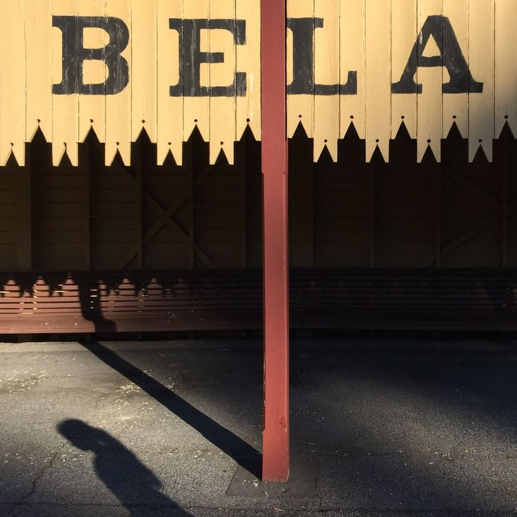 Text Communication Architecture Outdoors No People Day Illuminated Shadow Bella Shadowplay Afternoon Light Railway Station Belair Shadow People Shadow-art EyeEm Best Shots Light And Shadow Imagination Imagine