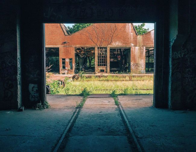 Lonely planet for a kid in his 20s. Pullman Train Yard Abandoned Places Atlanta