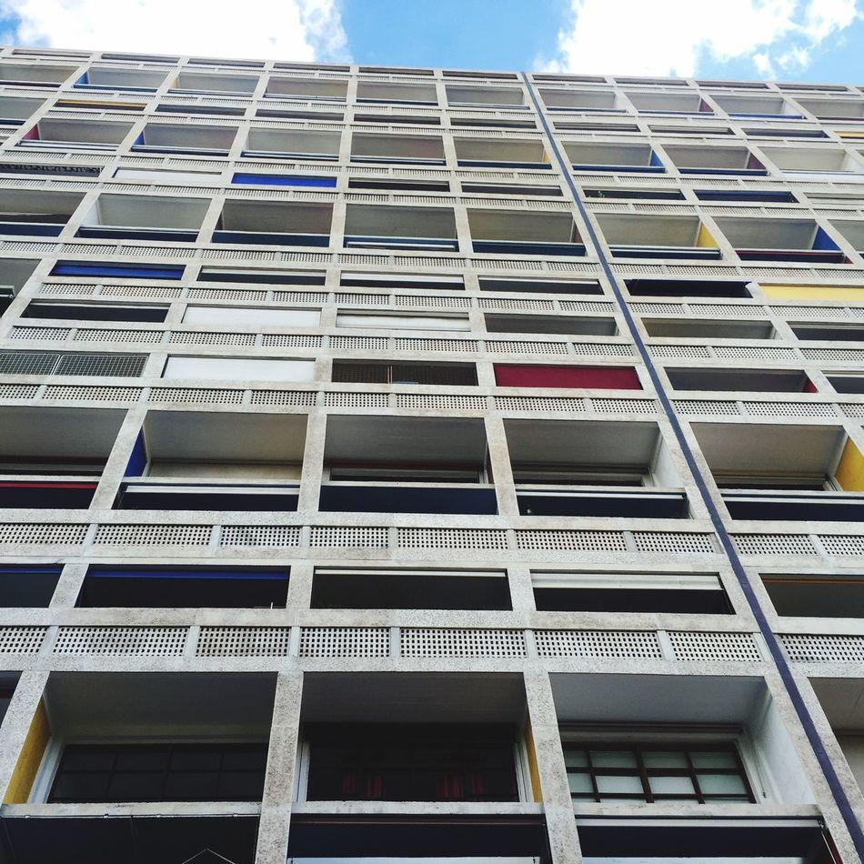Corbusier Art Marseille Architecture