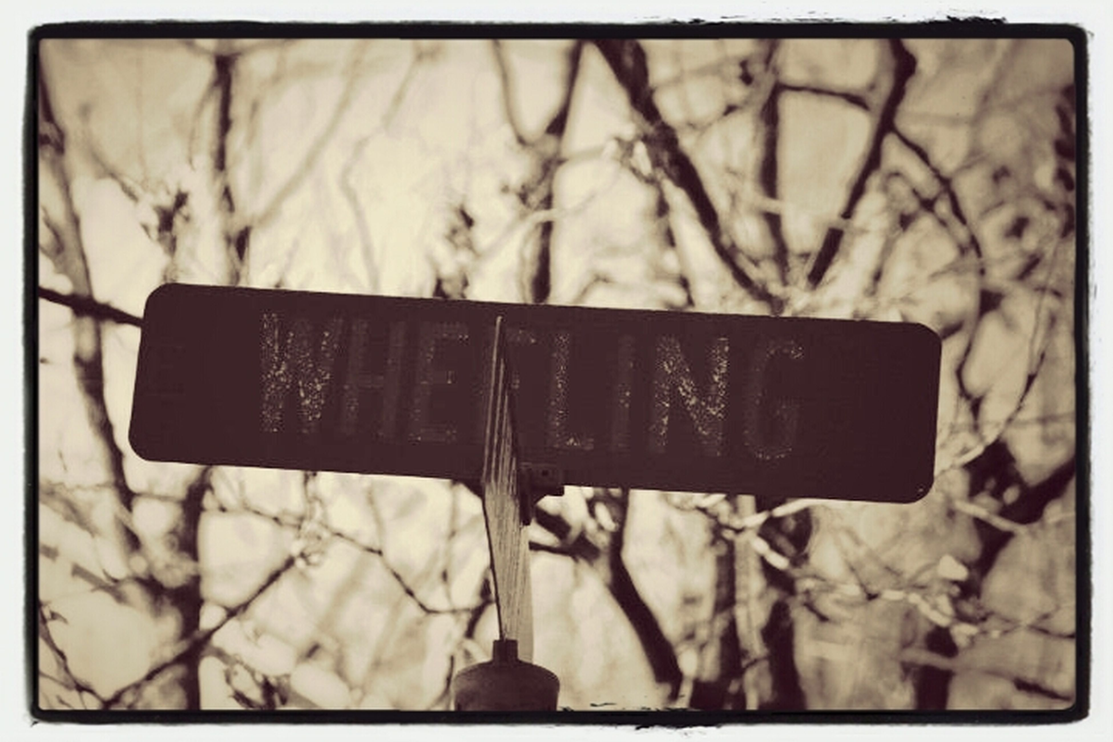 transfer print, text, communication, close-up, western script, auto post production filter, focus on foreground, metal, no people, technology, day, old, outdoors, selective focus, capital letter, information sign, non-western script, still life, metallic, guidance