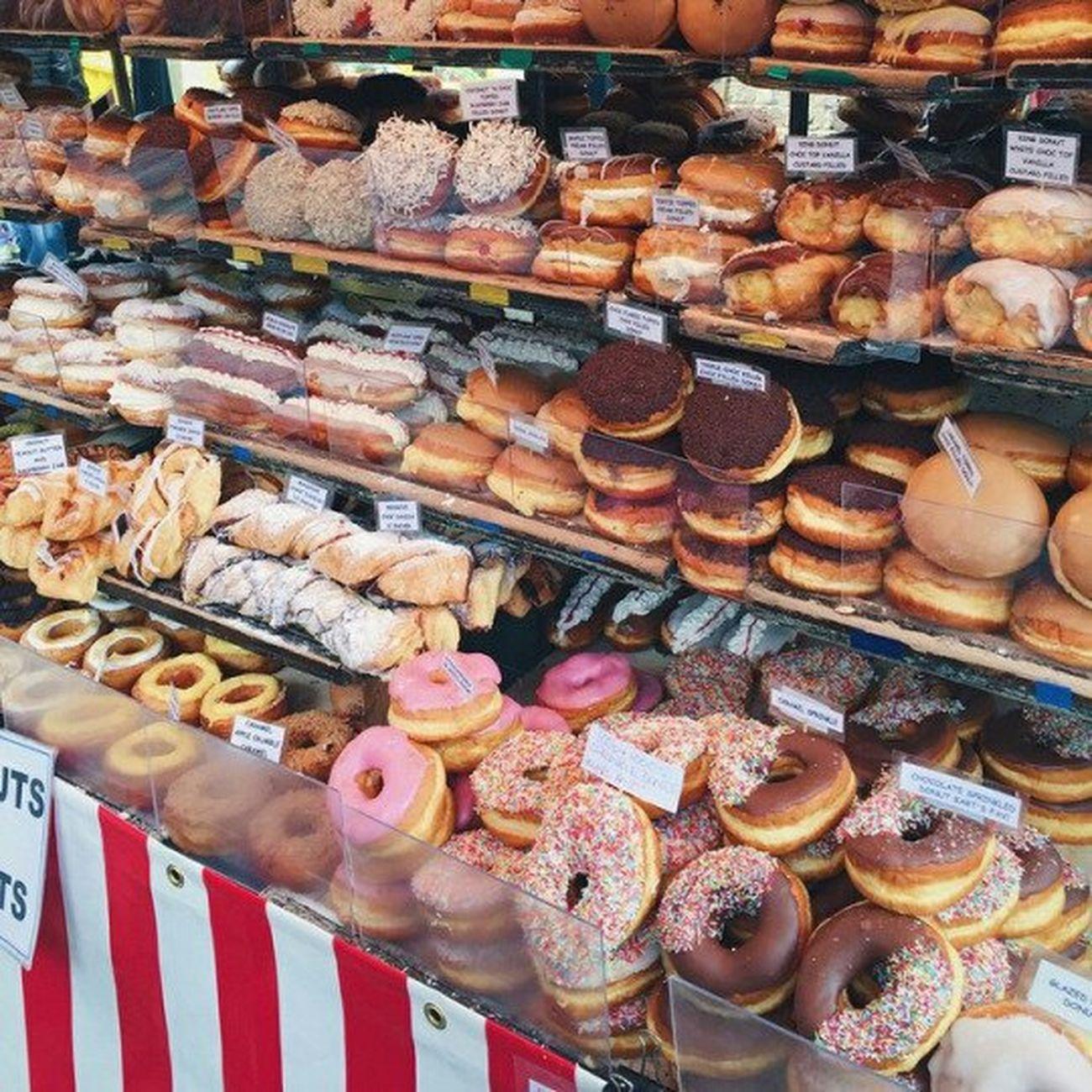 Mmmm☺ Food <3 Love <3 Donuts🍩 Donuts❤❤❤❤👌👌 <3 Donuts <3 Tasty😋 Mmm :) Food♡ Very Tasty