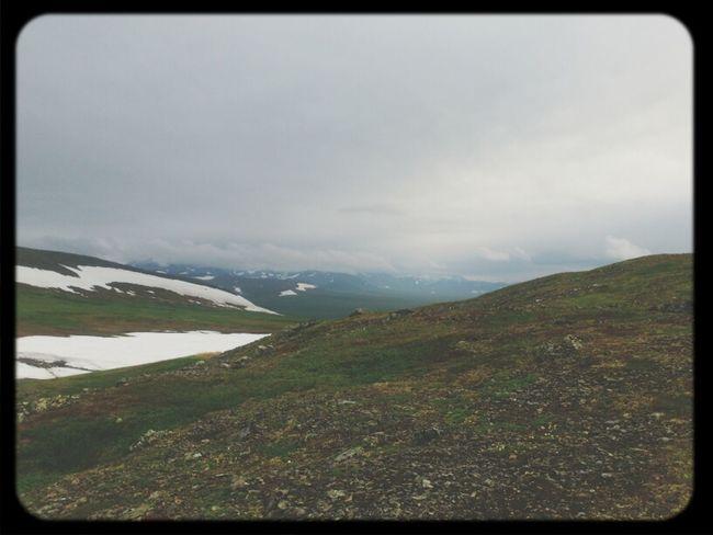 Wandering Mountains Summer Polar Ural