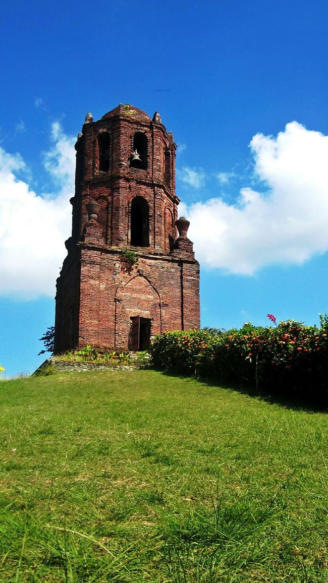 Travel Photography Travel Philippines Bantay Ilocos Sur Belfry Belltower Old Rule Of Thirds