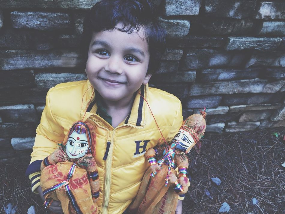 happy self Childhood Fall Happiness Happy Happy :) Happy Kiddo :)  Innocence Kid Kids Playing Kidsphotography Person Perspective Toddler  Winter