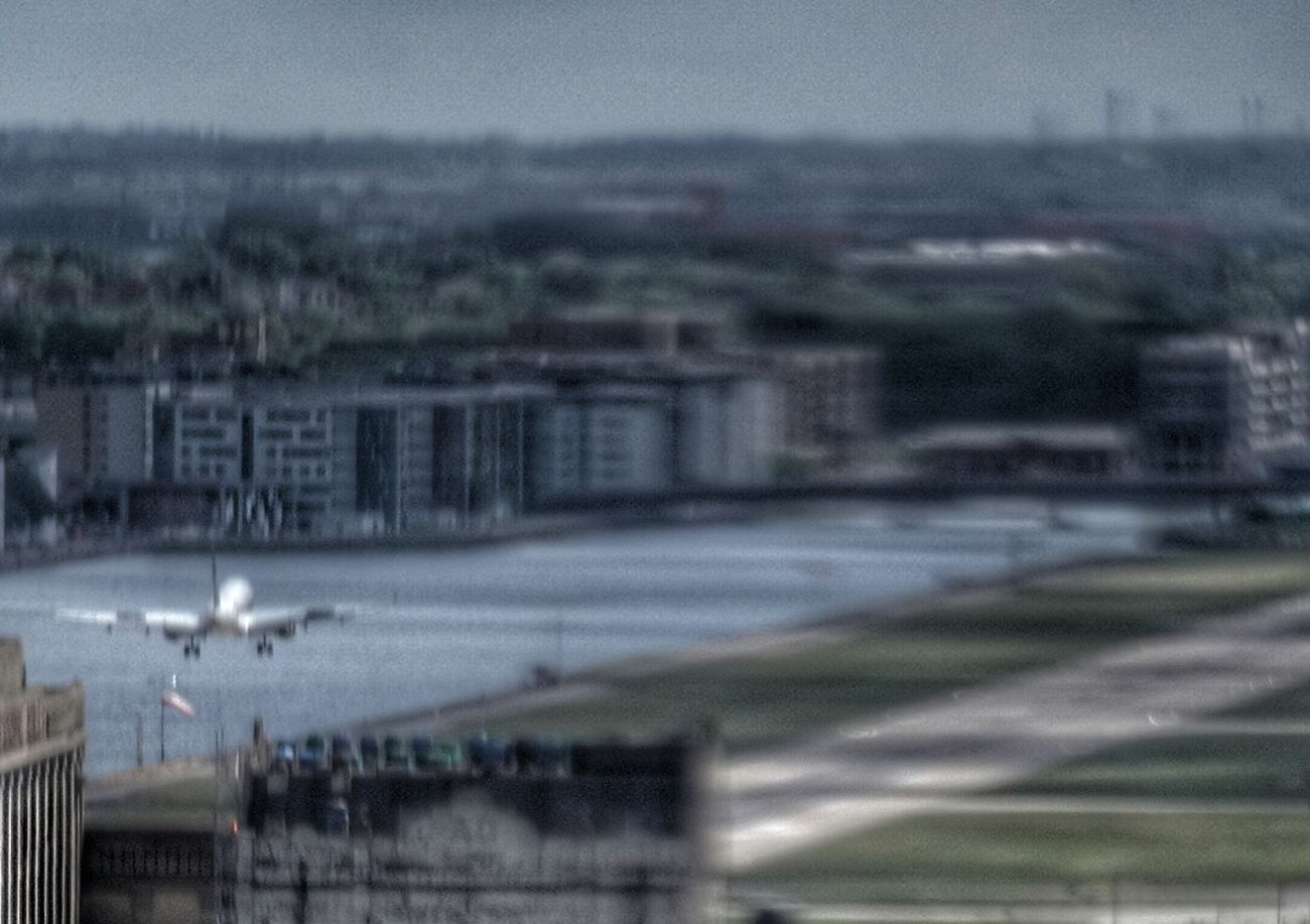 London City Airport from London Cablecar Planespotting Airports Zoom In Sonycamera