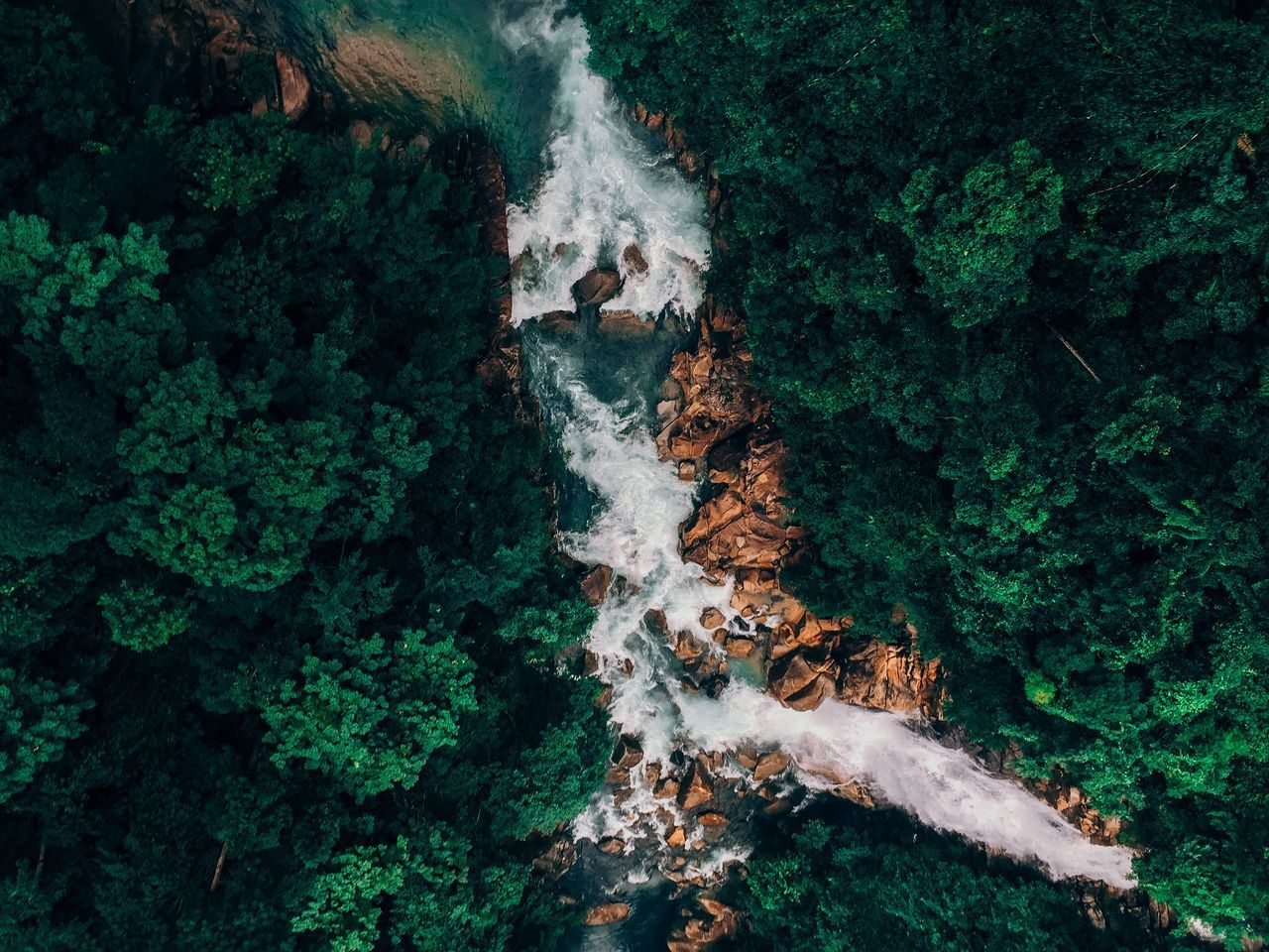 Beautiful stock photos of drones,  Beauty In Nature,  Day,  Flowing Water,  Forest