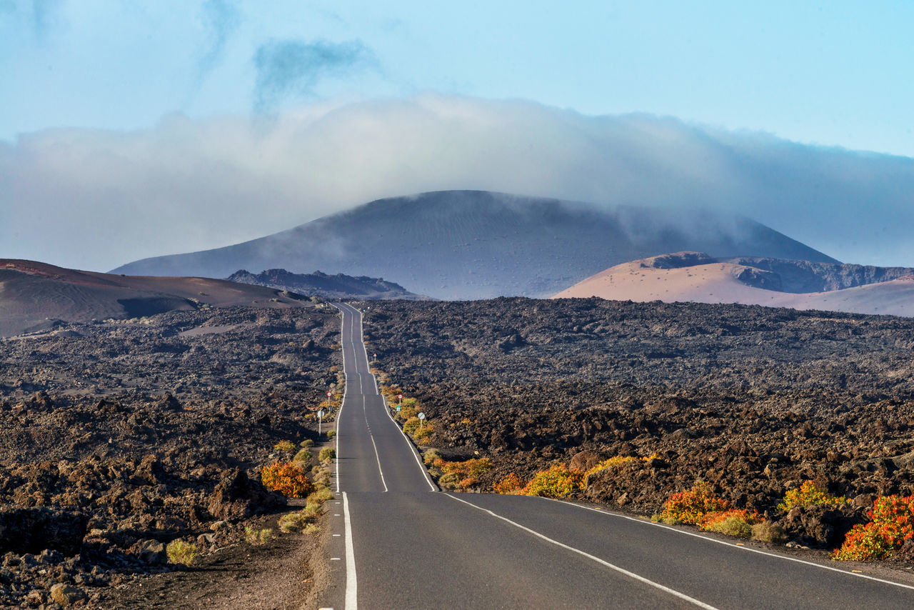 Beautiful stock photos of volcano, Cloud - Sky, Cloudy, Day, Diminishing Perspective