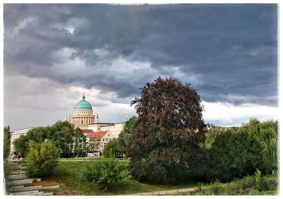 Clouds And Sky Cloudporn Cloud_collection  Potsdamstagram Stadtansichten Cityview