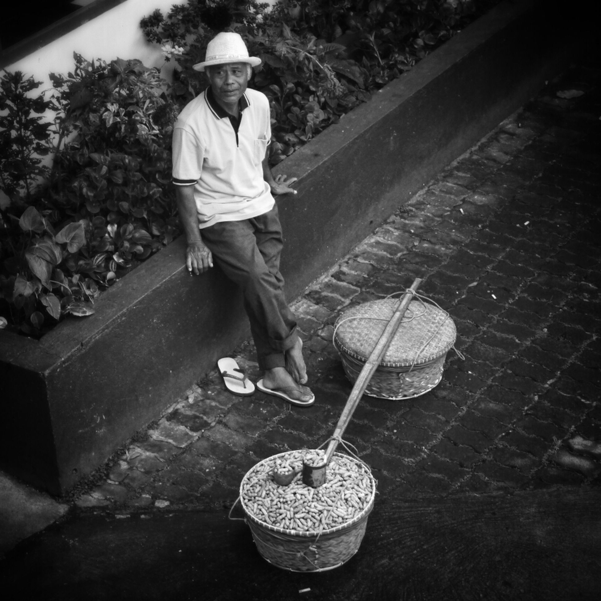 Streetphotography Blackandwhite INDONESIA Indonesian Street (Mobile) Photographie GangPolos