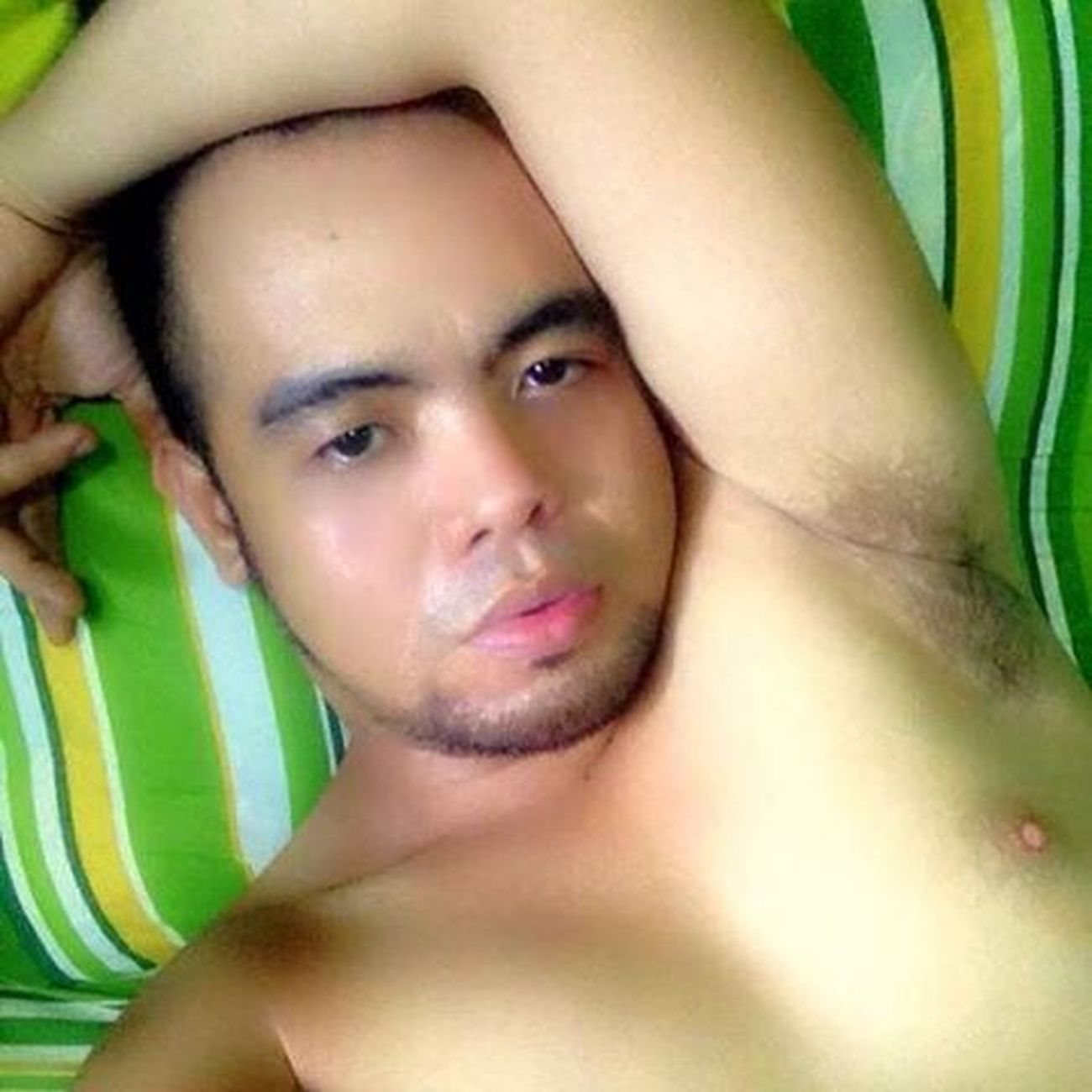 Morning pout... Good morning Instapeeps! 😊 ArmpitsGuy