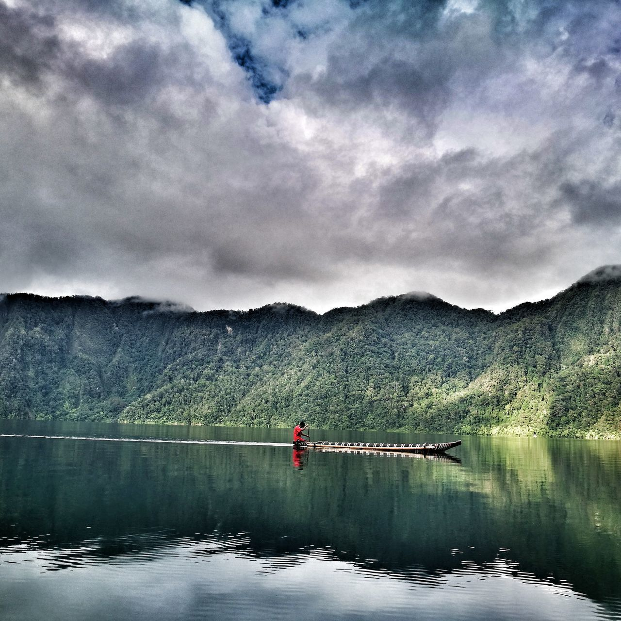 Lakeholon Lakeholonphilippines LakeHolonMtParker Lake Holon Travelph Outdoors Amateurphotography Nature Water Lake Nature Trekking Philippines Canoe The Great Outdoors - 2017 EyeEm Awards