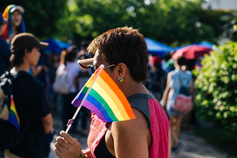Happy Pride! Metro Manila Pride in Philippines is the longest-running pride march in Southeast Asia. Gay Pride Lgbt Lgbt Pride Lgbtiq Lgbtq Lovewins Manilapride Manilapride2016 Metromanilapride Photojournalism Prideparade Queer Rainbow Rainbow Flag Resist EyeEm Diversity