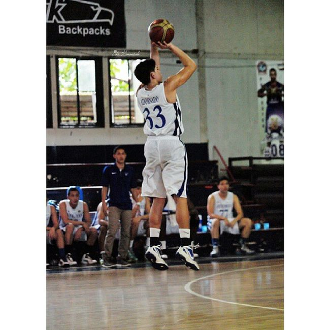 Ateneo Glory B's 3-point shooter Joma Adornado @jomaadornado Basketball AteneogloryB Agb Admu obf jomaadornado themanansala photography