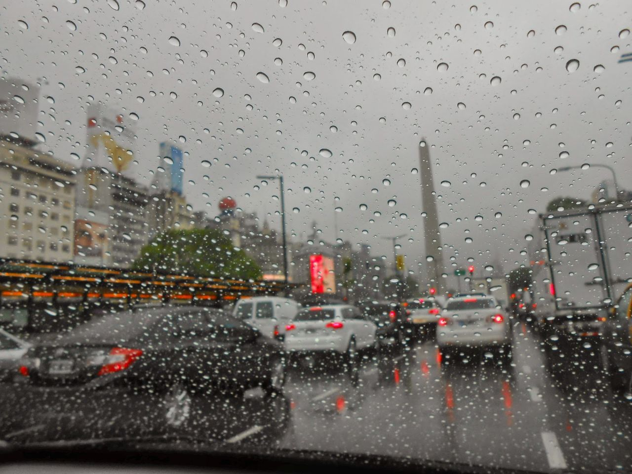 Traveling Home For The Holidays Rainy Day Wet Car Rain Drop Transportation Weather Water Mode Of Transport Land Vehicle RainDrop Car Interior Day By Buenos Aires Streets Buenos Aires