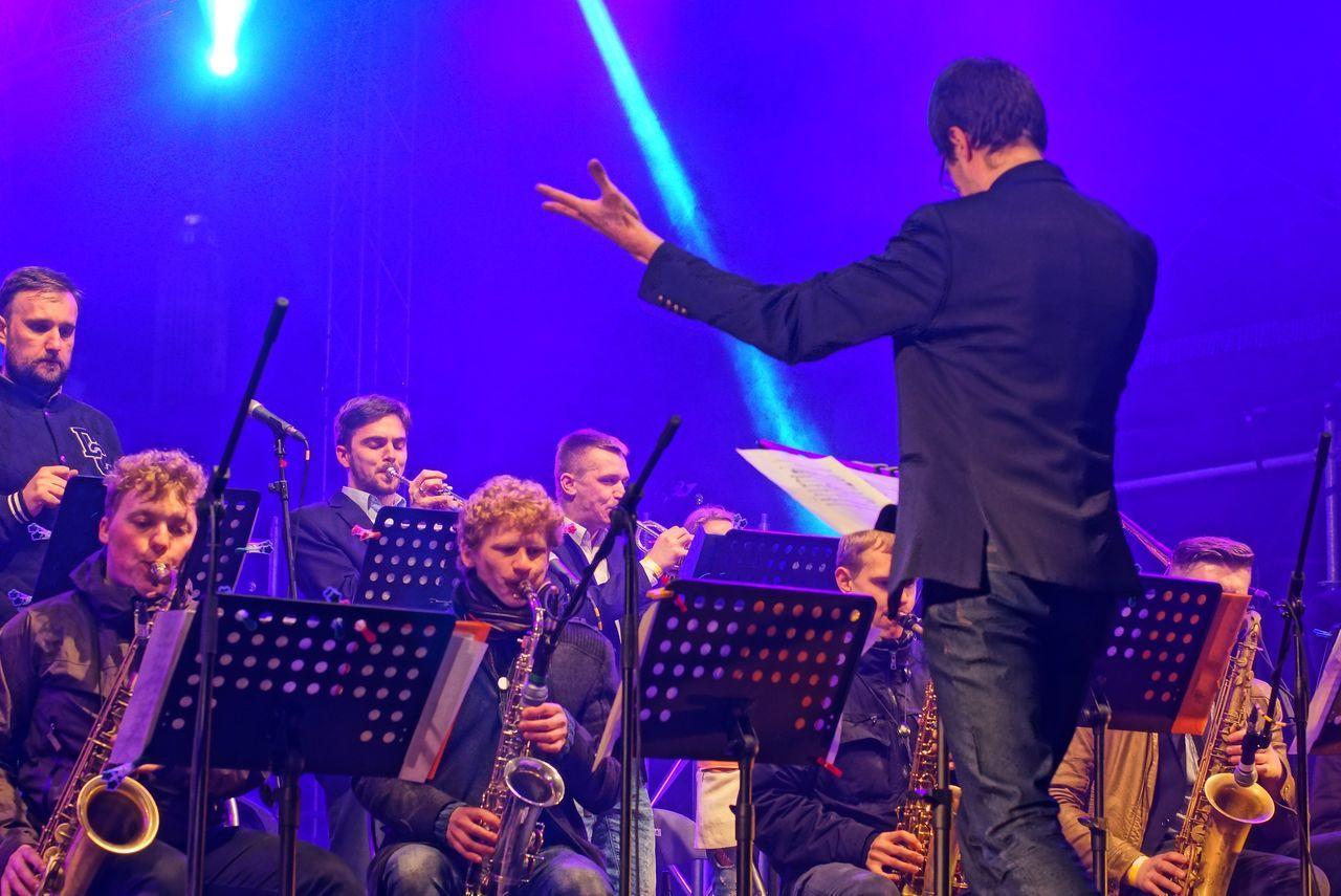 2015  G&G Sindikatas HipHop Kaunas Jazz Mamania Svartvitt