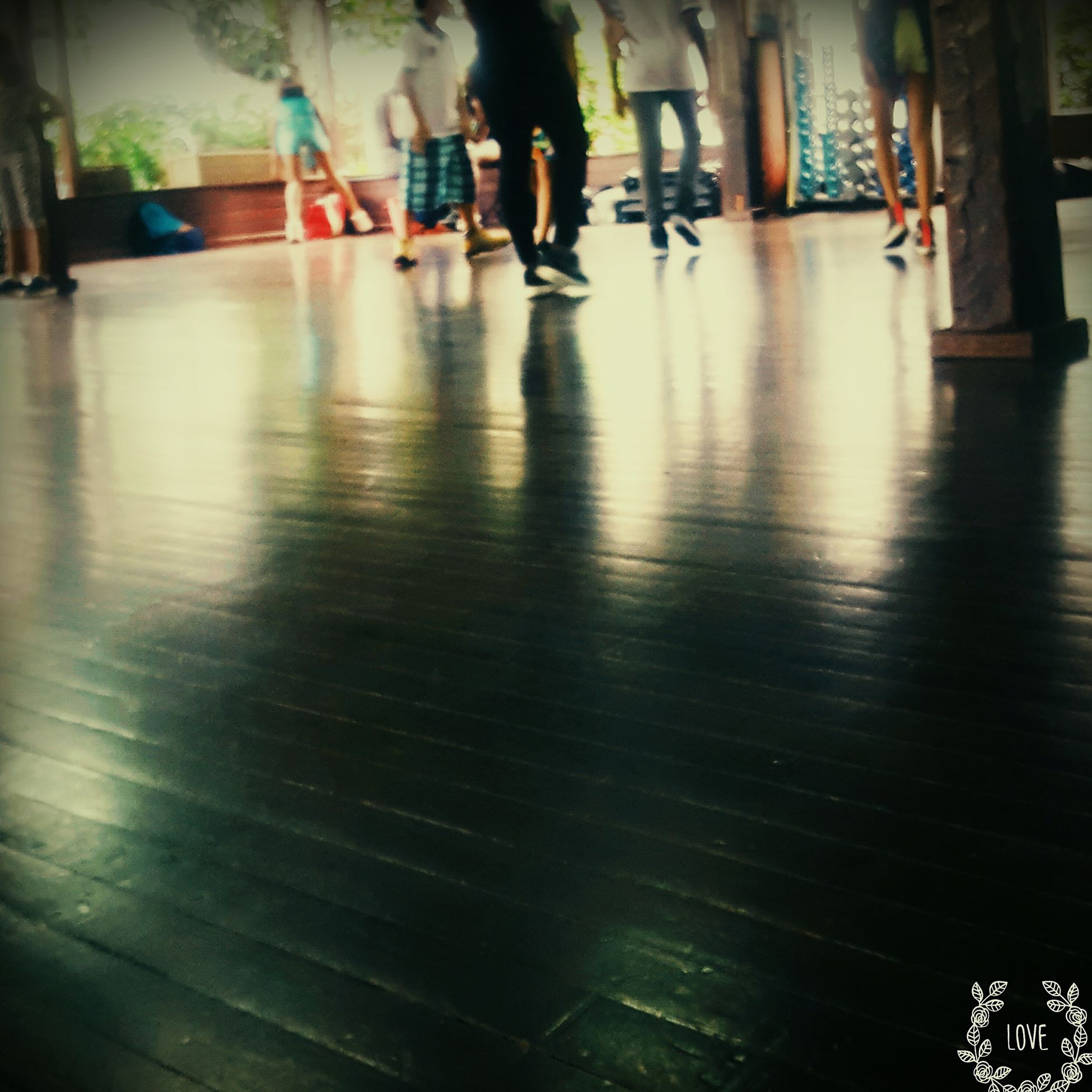Dance Workshop Be. Ready.