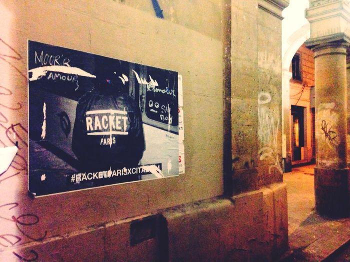 Strasbourg Saint-Denis Racket Paris Strasbourg Saint-Denis Getting Inspired Check This Out Parisianwayoflife