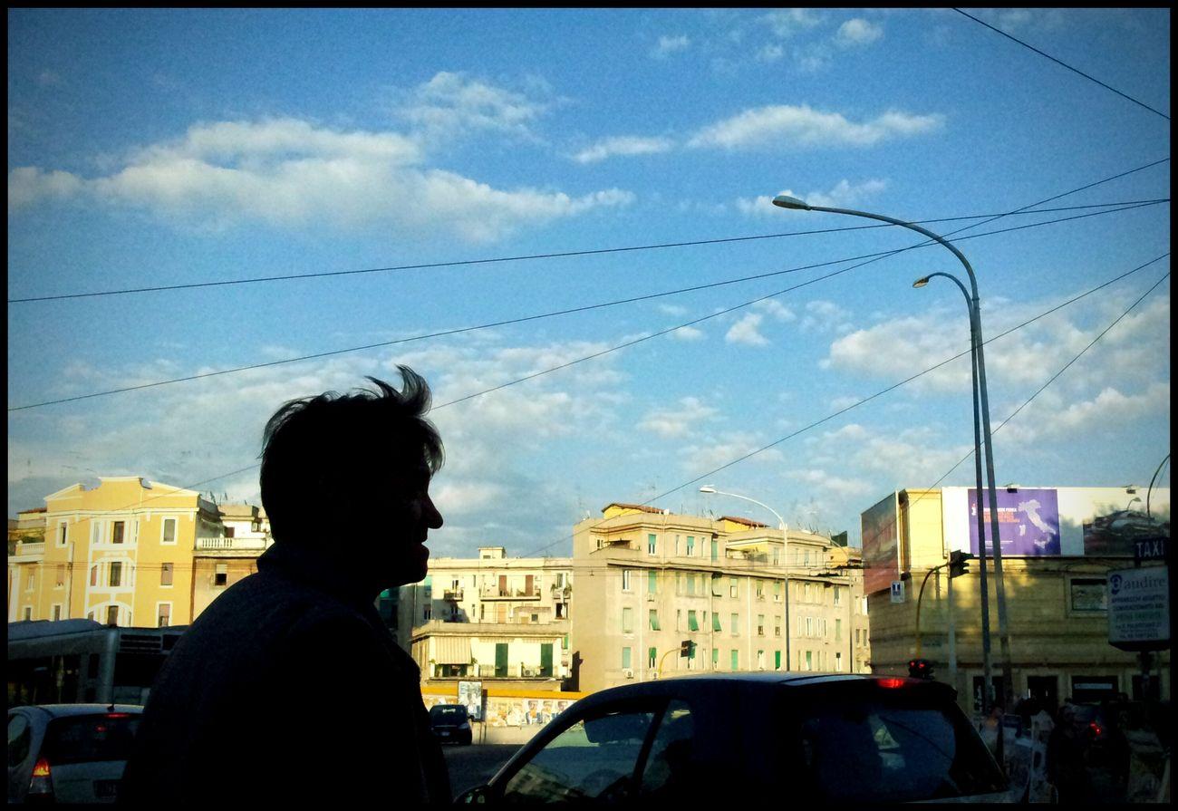 Silhouette Rome Invisibles