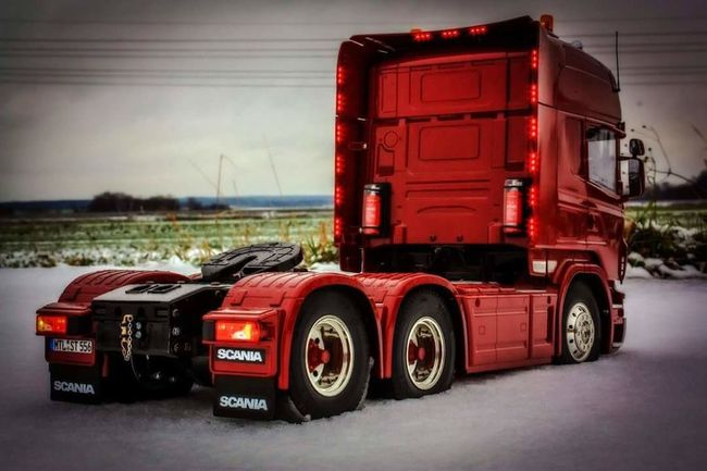It's Cold Outside Showtruck Truck Rctrucks Snow