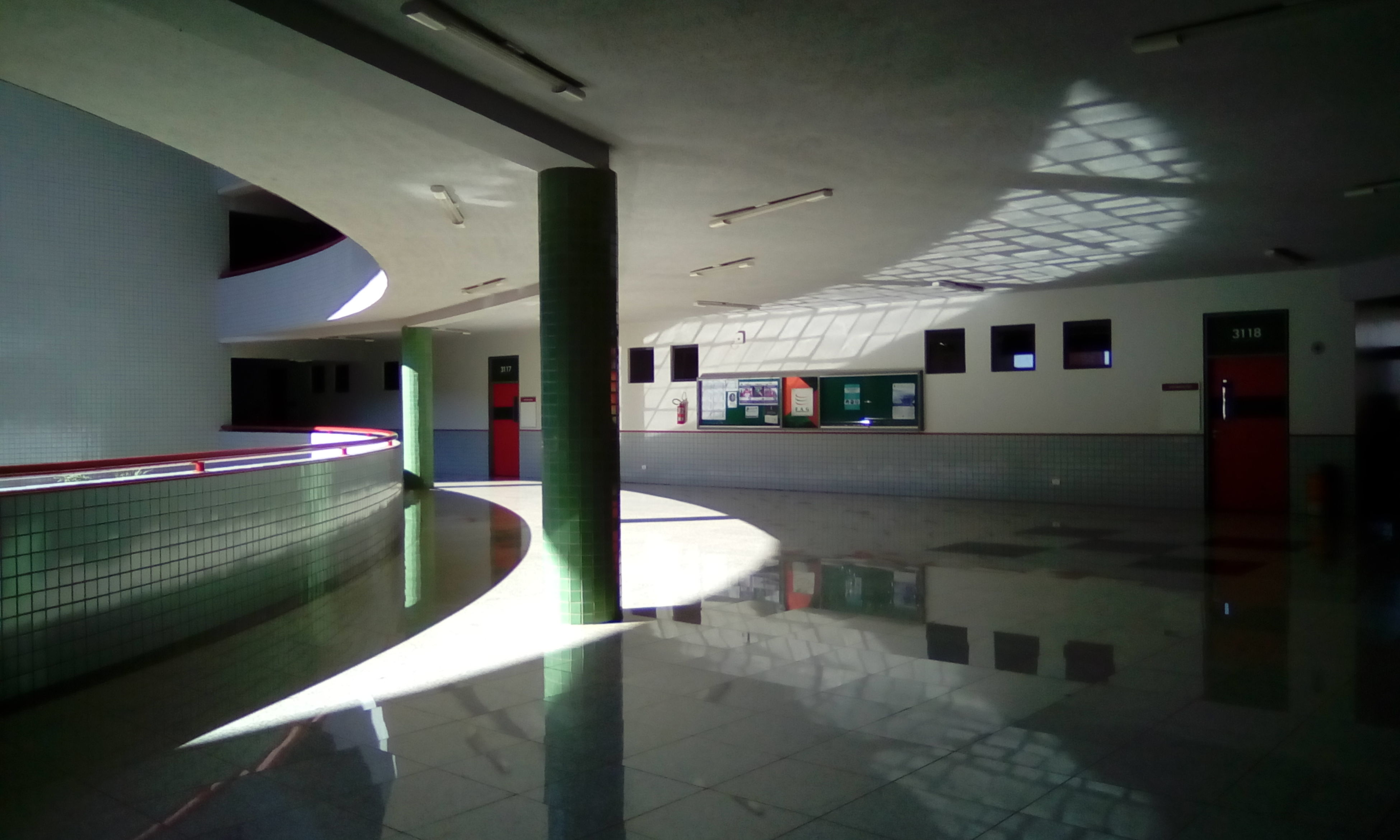 built structure, architecture, indoors, no people, illuminated, day