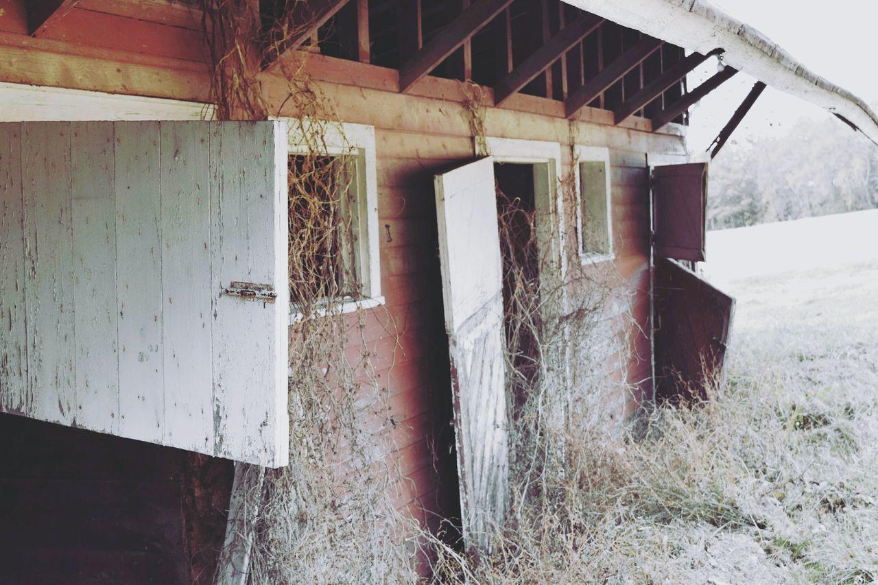 Barn Barnlife Winter Brokenglass Organic Vintage Natural Hideaway