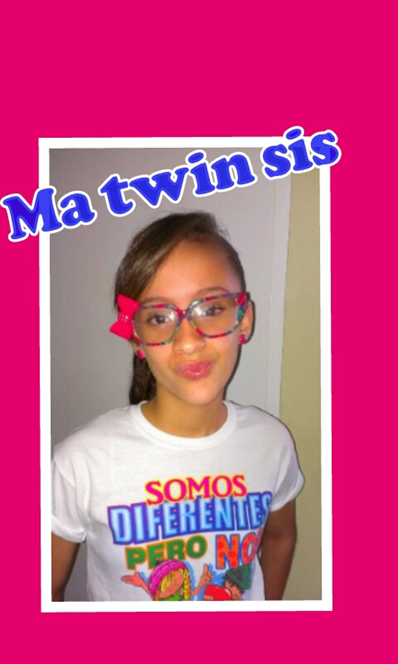 Ma Twin Lol!!! Idk Her!!