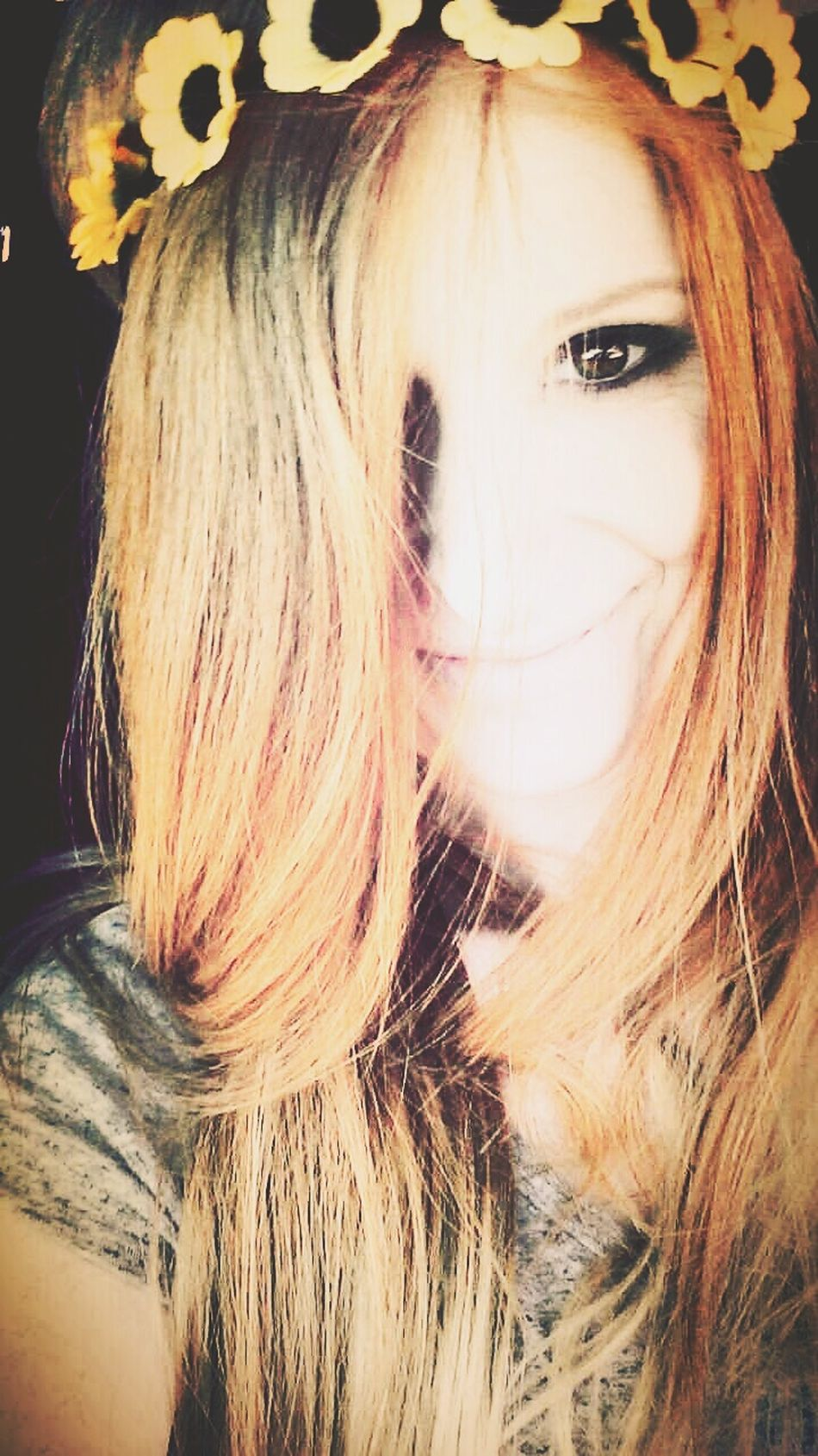 Bestdaysss HappinessIsTheKey Beauty Selfie ✌ Hippie ✌ Ginger