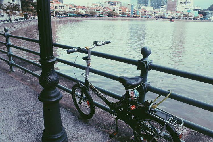 ride a bike with me? Hanging Out Bike First Eyeem Photo