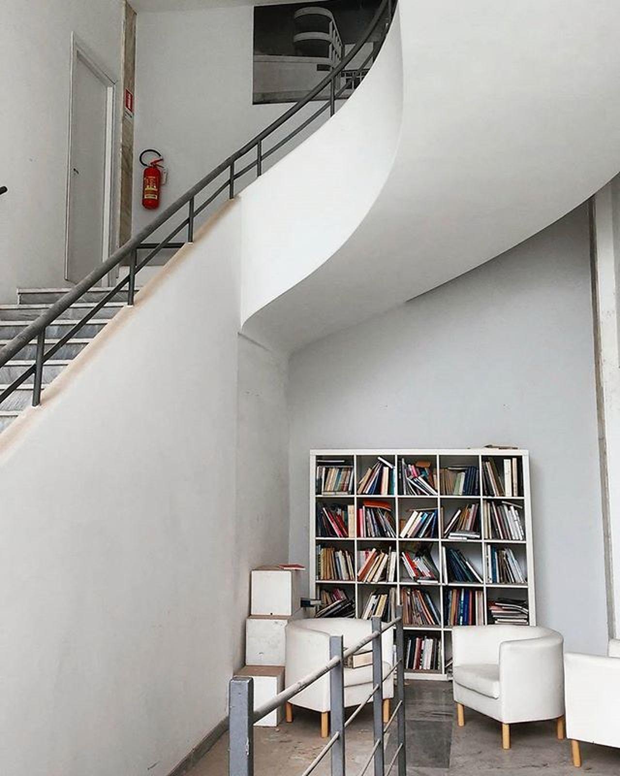 24 marzo 2016 casa della gil, luigi moretti - Trastevere Casagil Razionalismo Ventennio Moretti Interior Roma Architecture E Your Design Story