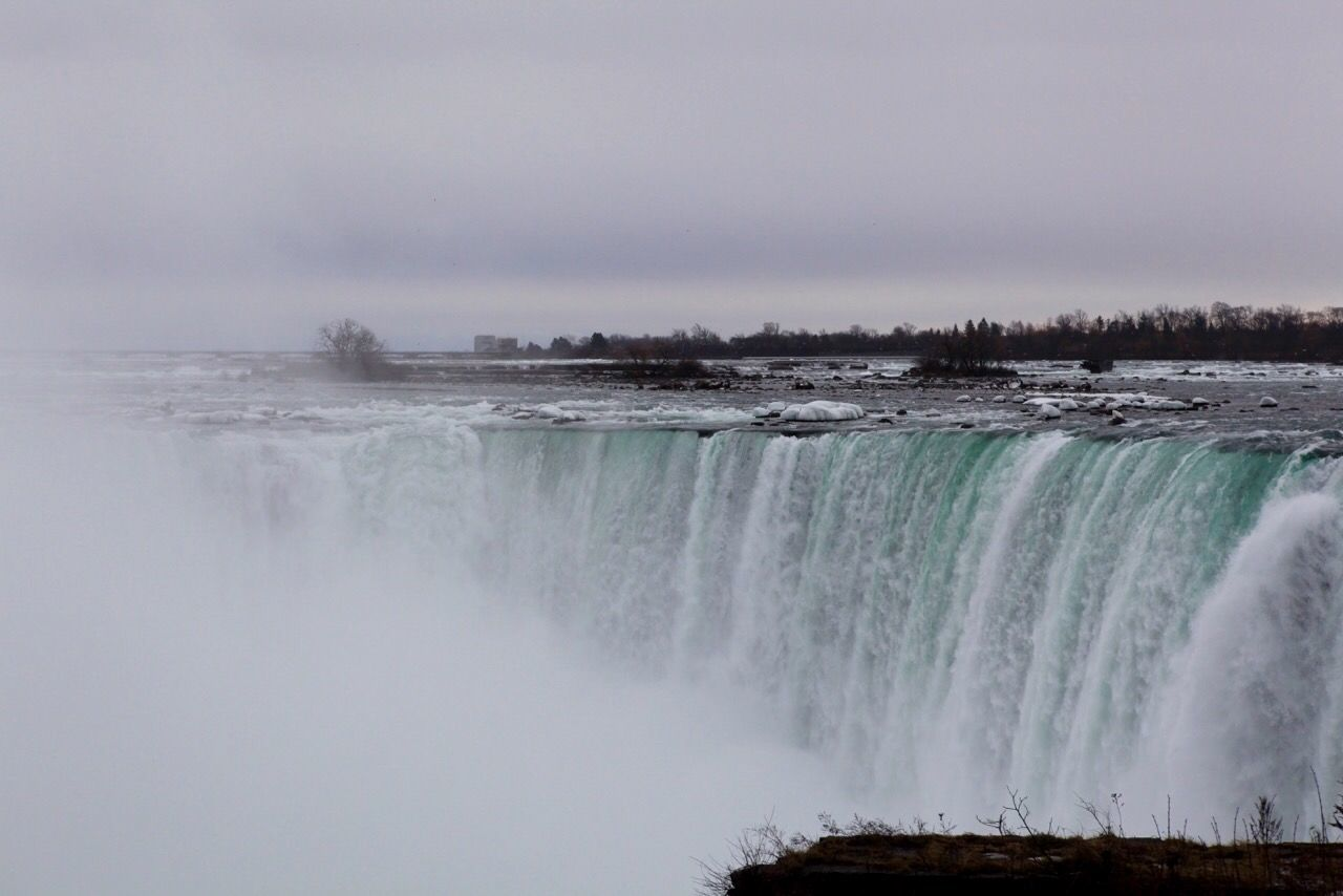 Beautiful stock photos of niagara falls, Beauty In Nature, Day, Famous Place, Flowing Water