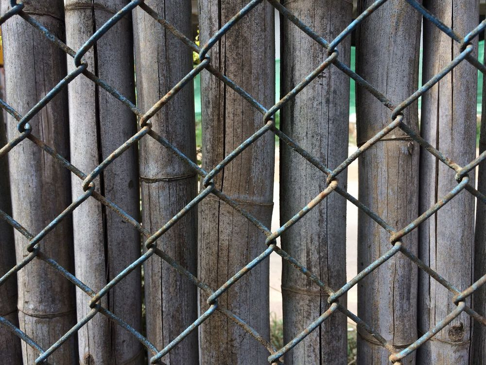 Chain link fence Fence Backgrounds Safety Security Full Frame Protection Chainlink Fence Metal Close-up Outdoors Day Pattern Strength No People Textured  Exclusion Security System Built Structure Architecture