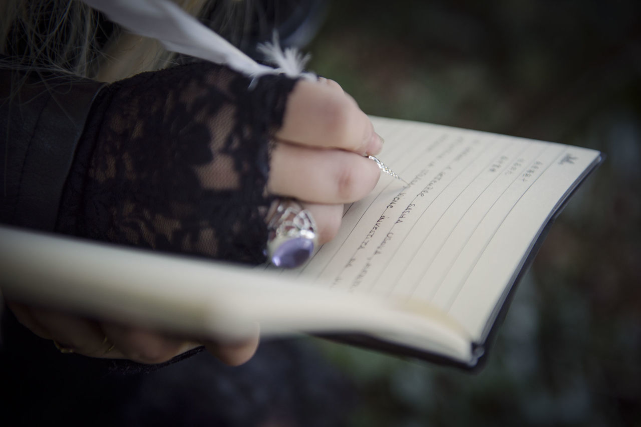 Death Note - Close-up Cosplay Cosplay Photo Cosplay Shoot Cosplayer Cosplayers Cosplaygirl Cosplaying Death Death Note Hand Hands Human Body Part Human Hand Manga Misa Amane Note Notebook Paper People Sheet Music Write Writer Writing Writing