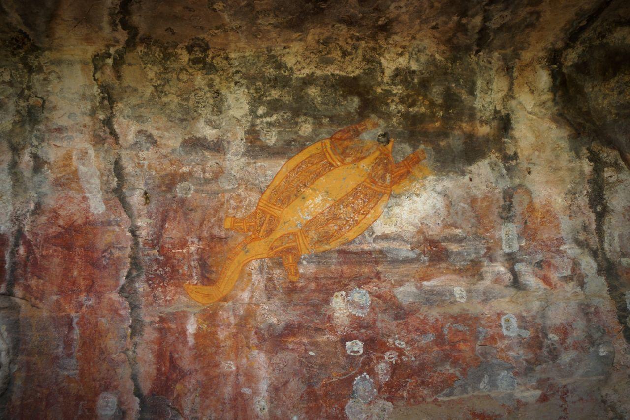 Beautiful Aboriginal Art Australia Northern Australia Northern Territory Rock Kakadu national park Cultural Heritage Aboriginal Rock Drawings Australian Outback