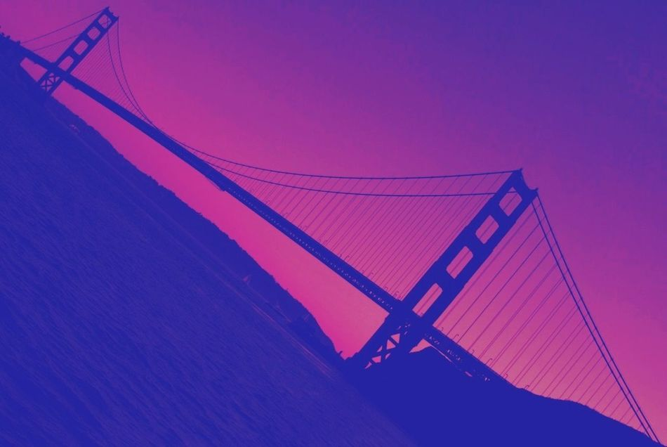 The Illusionist - 2014 EyeEm Awards Bridge GoldenGateBridge San Francisco
