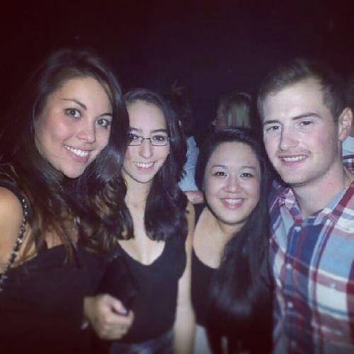 living the dream in Lancaster! Nightsout Vodkamademedoit Partytime Wannabestudent