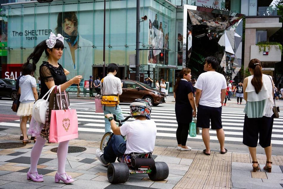 Harajuku Battle Of The Cities