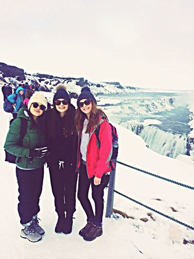 Iceland Waterfall First Eyeem Photo