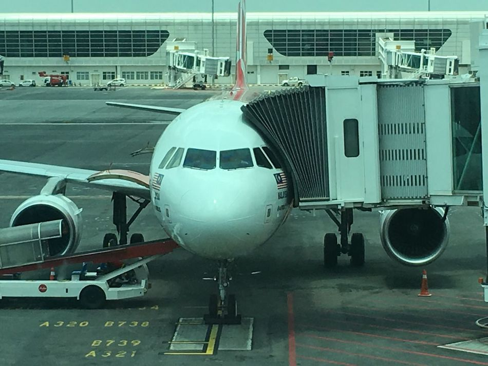 A320 parking Airplane Transportation Airport Airport Runway Passenger Boarding Bridge Air Vehicle Commercial Airplane Mode Of Transport Travel Journey Airport Departure Area Stationary Day Public Transportation Outdoors Runway No People Aerospace Industry